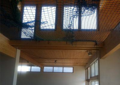 Anbau eines Industriegebäudes 12