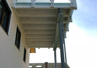 Balkonfertigung 8