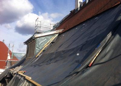 Dachsanierung 3