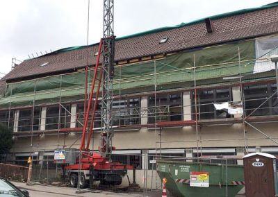 Dachsanierung Leonberg 1
