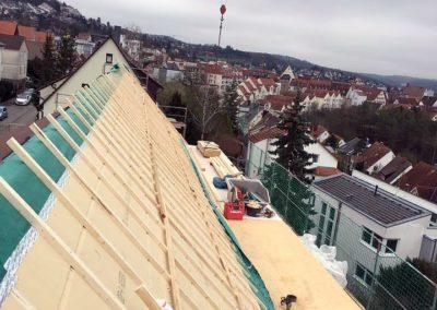 Dachsanierung Leonberg 5