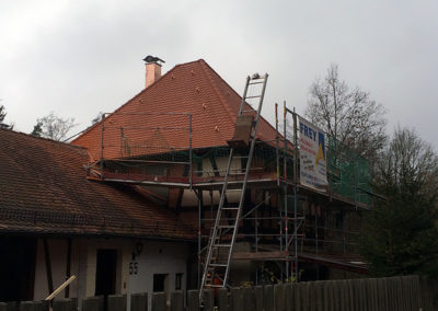 Komplette Dachsanierung 13