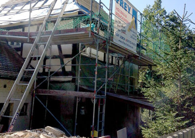 Komplette Dachsanierung 14