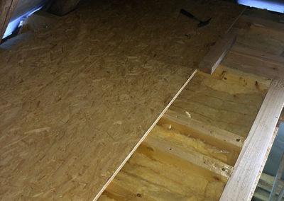 Komplette Dachsanierung 9