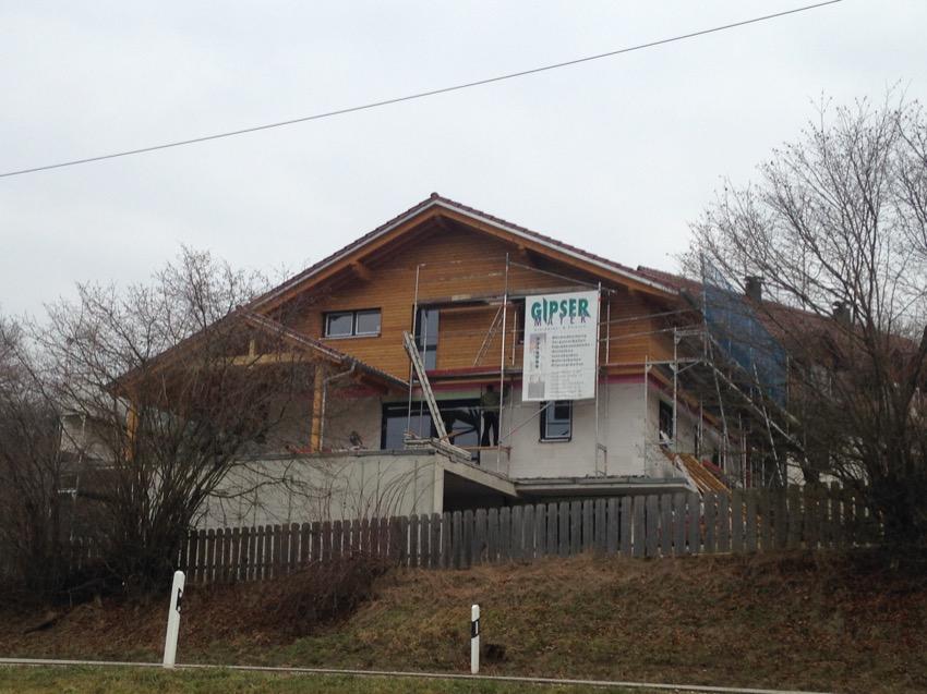 Neubau Kompletthaus