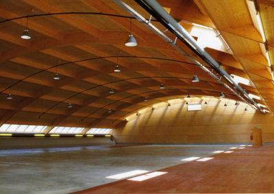 Neubau einer multifunktionalen Halle mit Energiekonzept 2