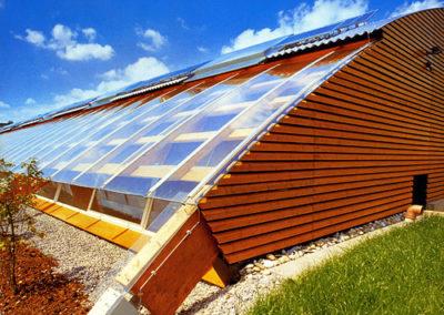 Neubau einer multifunktionalen Halle mit Energiekonzept 3