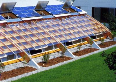 Neubau einer multifunktionalen Halle mit Energiekonzept