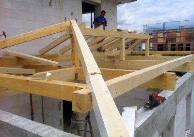 Neubau eines Einfamilienhauses 11