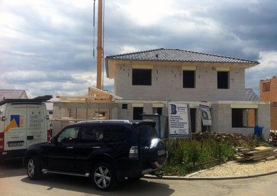 Neubau eines Einfamilienhauses 5