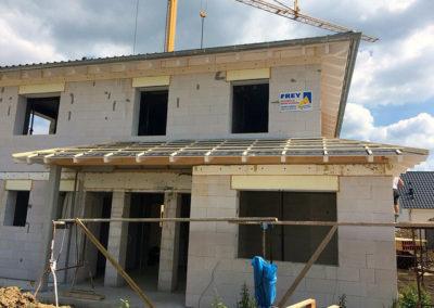 Neubau eines Einfamilienhauses 6