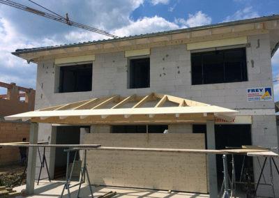 Neubau eines Einfamilienhauses 7