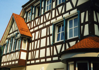 Sanierung des Lorcher Rathauses 2