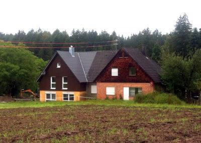 Holzhaus-Anbau nach KFW 70